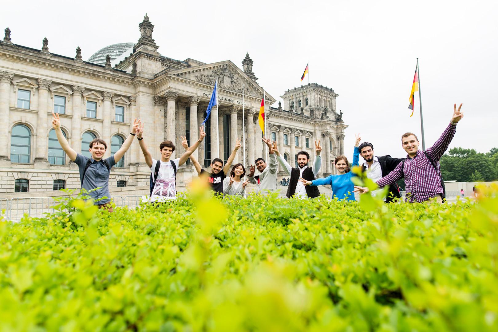 ALPADIA - Berlin Students