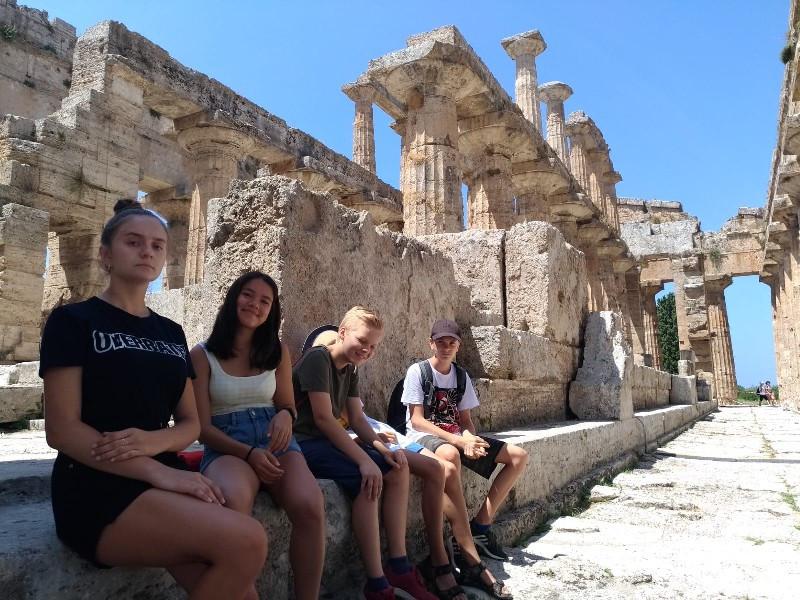 Academia Italiana Salerno excursions