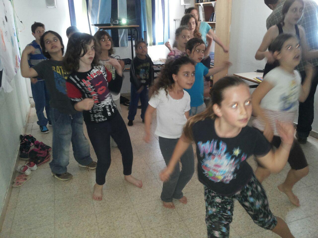 ריקוד חופשי