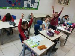 לומדים בכיף במרכז שפה