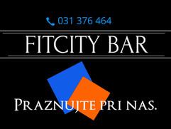 FITCITY BAR | Poveselite se pri nas na različnih dogodkih in zabavah.