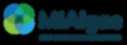 MiAlgae logo with tagline_moreSpace_RGB.
