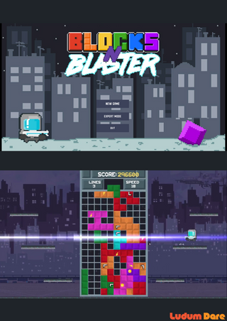 Print A3 Blocks N Blaster