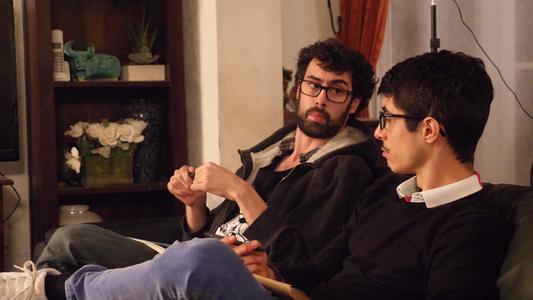 Tom Laporte - Sound Designer   Guillaume André - Game Designer