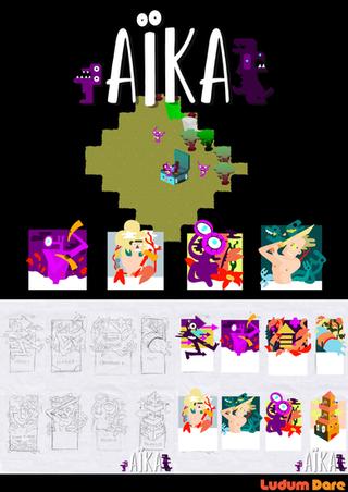 Print A3 Aïka