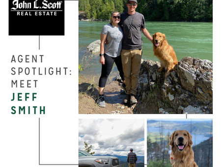 Agent Spotlight: Meet Jeff Smith!