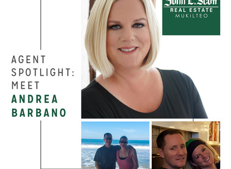 Agent Spotlight: Meet Andrea Barbano!