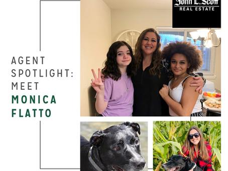 Agent Spotlight: Meet Monica Flatto!
