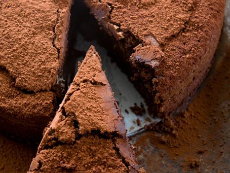 Nigel Slater's Chocolate Espresso Cake