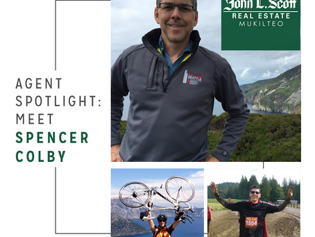 Agent Spotlight: Meet Spencer Colby!