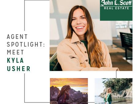 Agent Spotlight: Meet Kyla Usher!