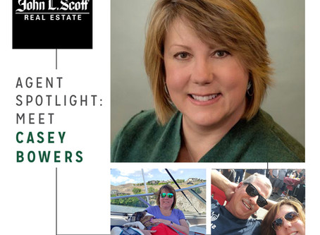Agent Spotlight: Meet Casey Bowers!