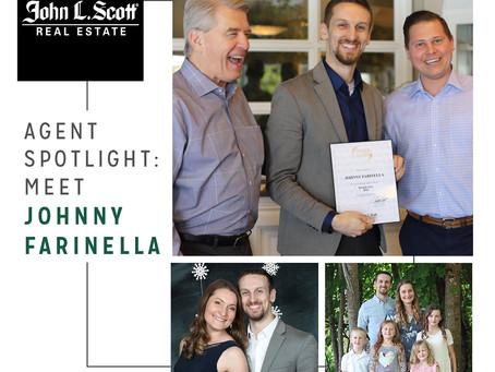Agent Spotlight: Meet Johnny Farienlla!