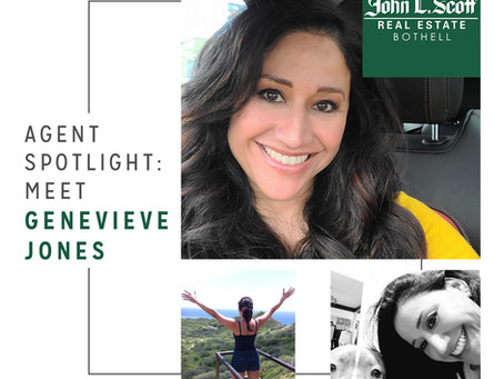 Agent Spotlight: Meet Genevieve Jones!