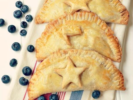 Patriotic Hand Pies
