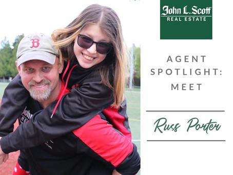 Agent Spotlight: Meet Russ Porter!