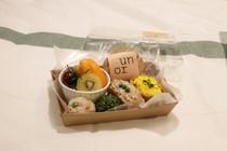 소복 유부초밥 도시락