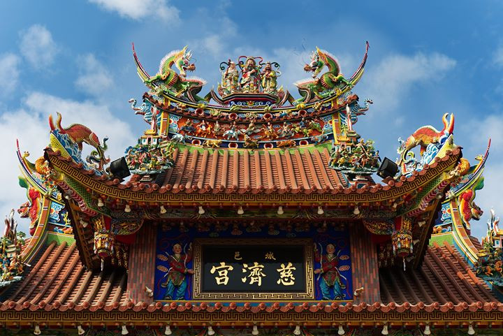 taiwanese temple kaohsiung