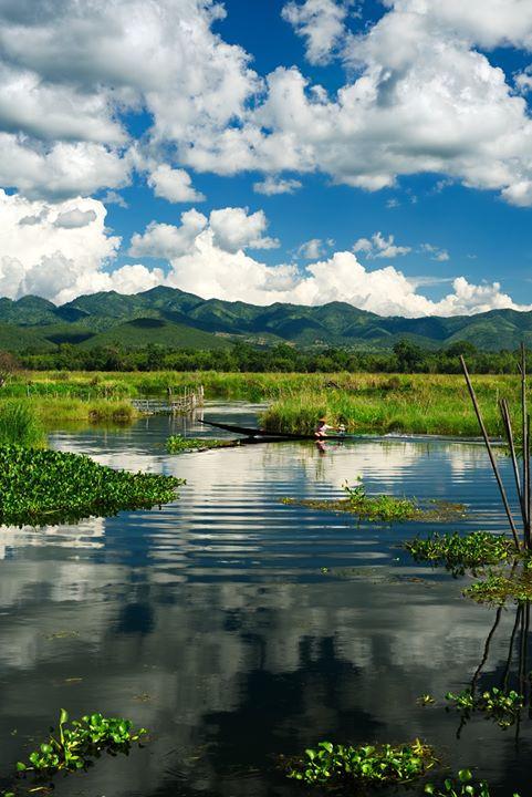 inle lake view