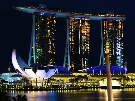 72h guide | singapore - the city of night lights