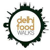 logo of delhi food walks