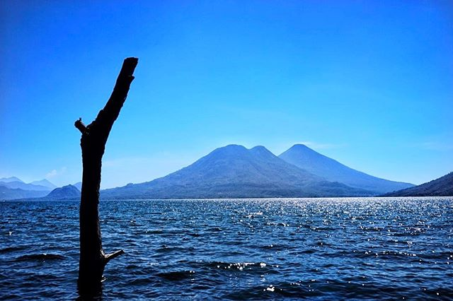 #Lake #Atitlán is renowned as one of the most #beautiful #lakes in the #world, and is #Guatemala's most important #international #tourist #a
