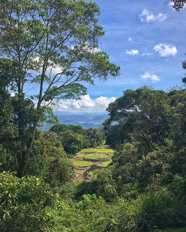 a whole #archaeological #site to #yourself #check _ #costarica_-_-_#travel #traveling #travelgram #instatravel #wanderlust #backpacking #wor