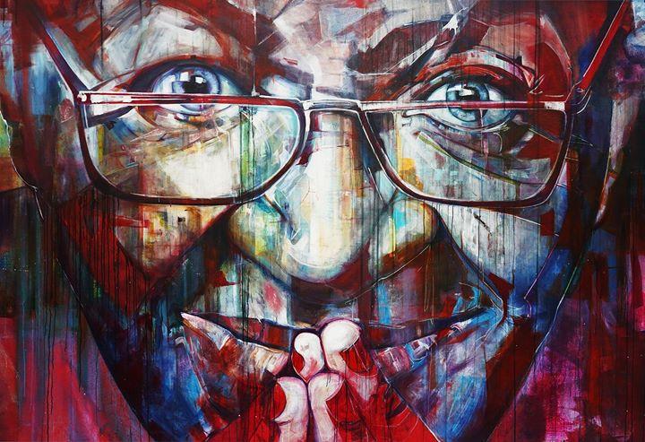 desmond tutu street art