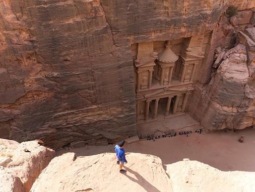 touring   jordan   '17 -  much more than petra...