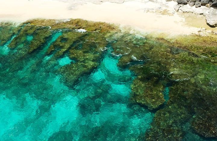 waters of nusa penida