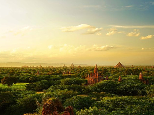touring | myanmar - experience the majesty of this hidden country