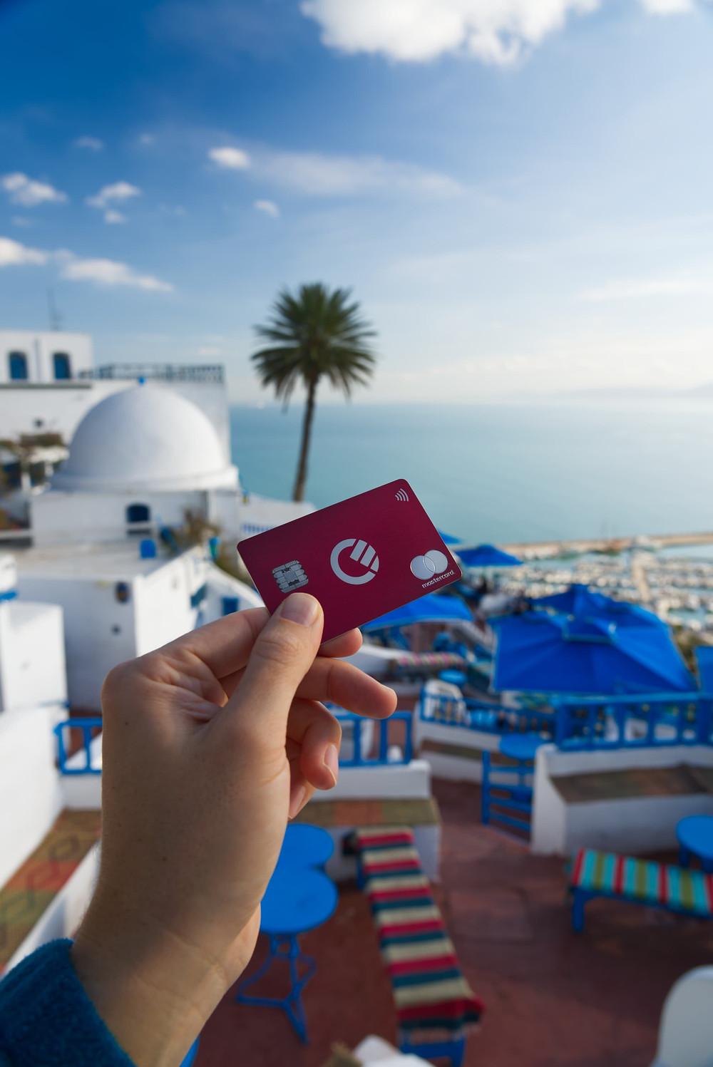 curve card beach zanzibar