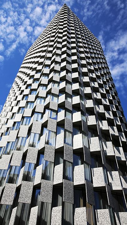 tirana building