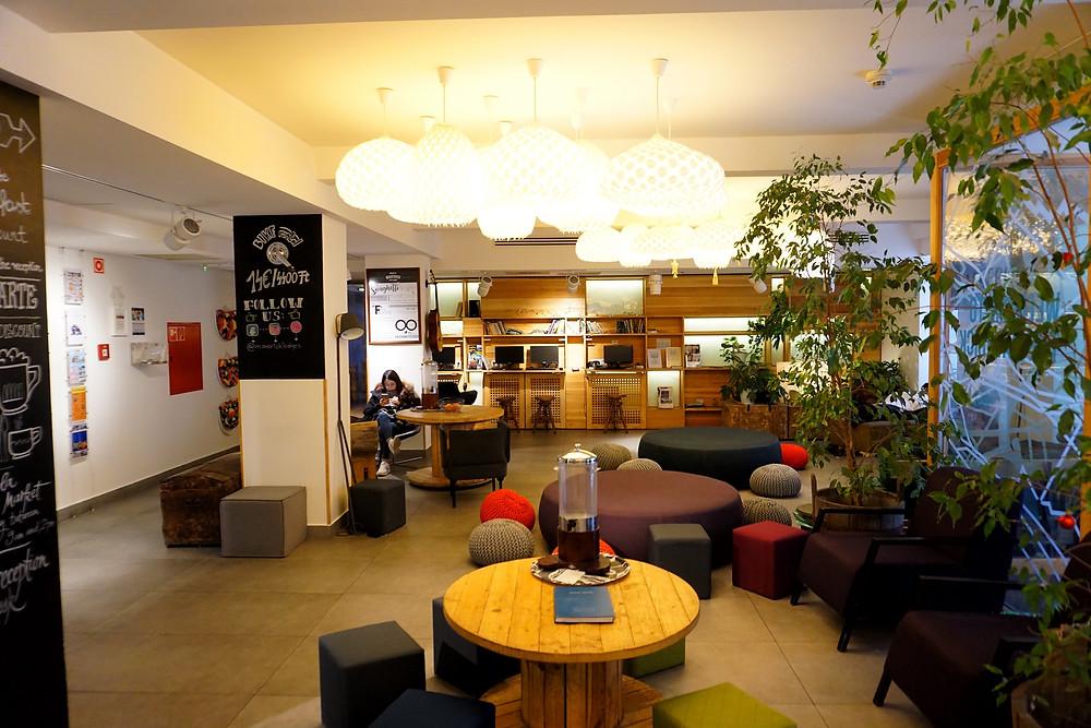 maverick hostel budapest