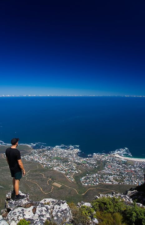 table mountain views
