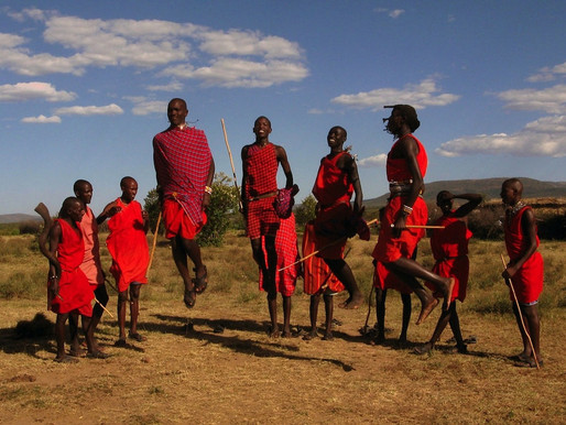 touring | east africa - riding the slow train to dar es salam
