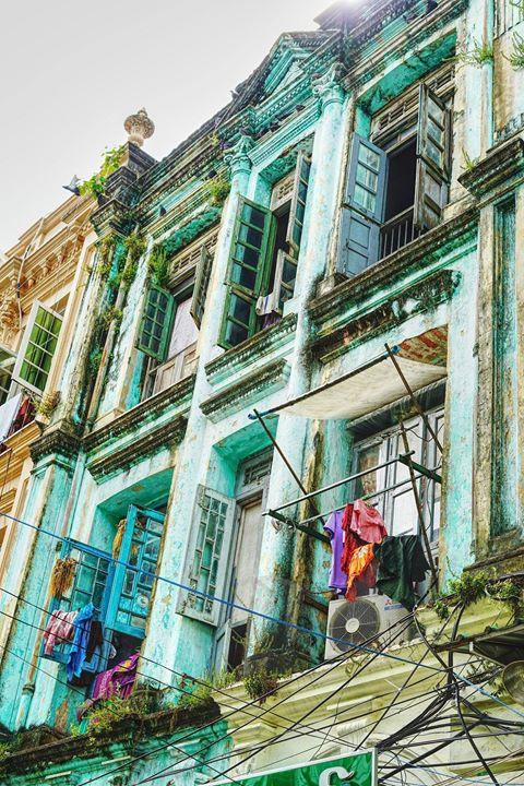 urban decay yangon