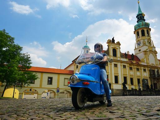 cezeta motorcycles | an icon reborn