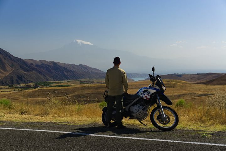 armenian countryside. bike by dream riders