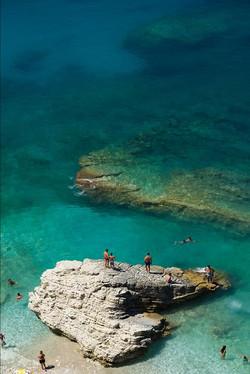aerial-beach-scene