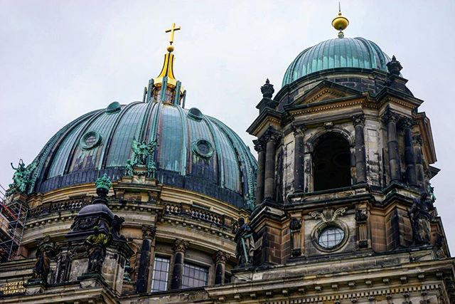 #cathedral of #Berlin _ #travel #traveling #berlin #germany #architecture #god #religion