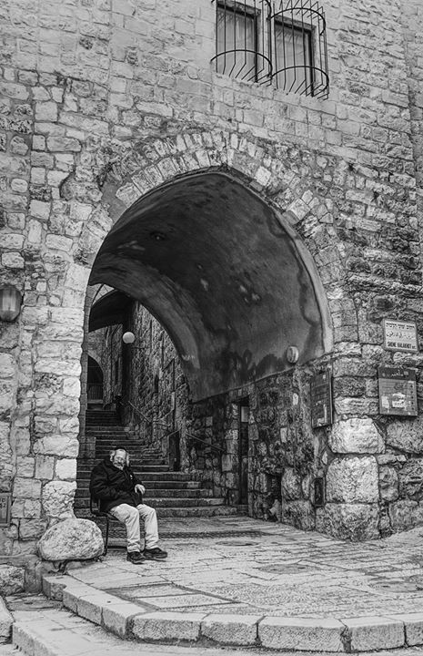 Jerusalem old quarter