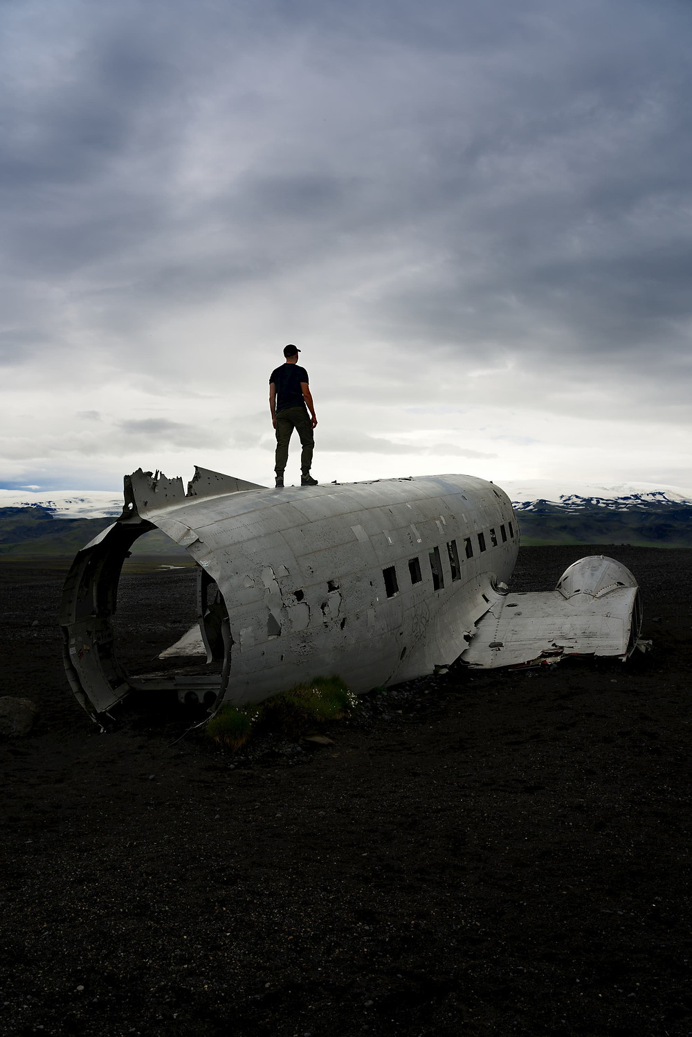 dc-3 plane wreck iceland