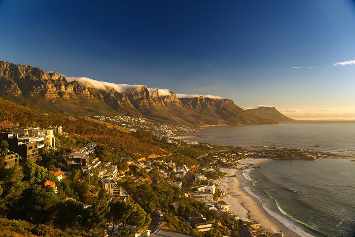 cape town sea views