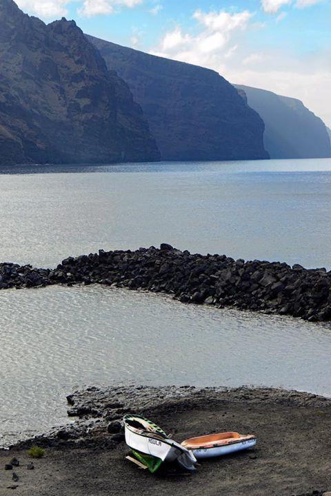 masa cliffs from teno