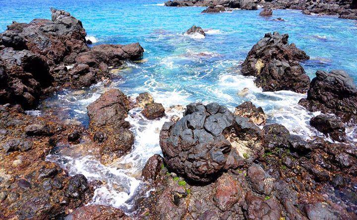 san juan rock beach