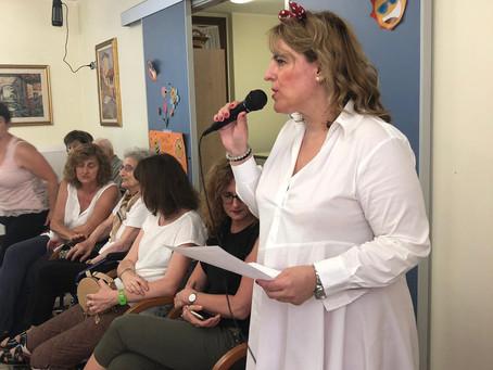 Il tirocinio di counseling di Annamaria: un'esperienza in una RSA