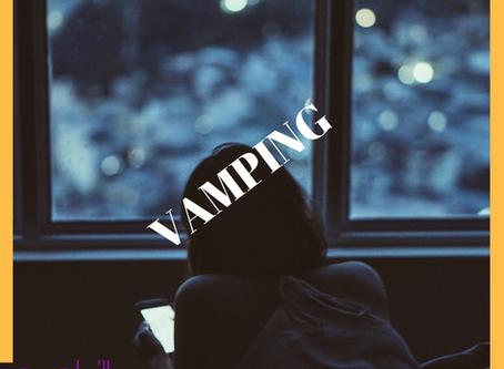 Ma la notte sì...la moda del Vamping