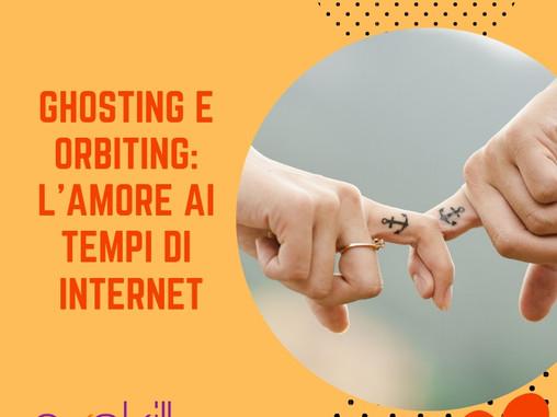 Ghosting e Orbiting: l'amore ai tempi di Internet