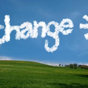 Cambiare e cambiamento